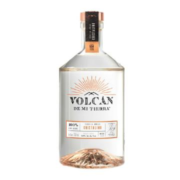 Volcan Tequila Cristalino. - [Image use with permission from Moet Hennessy]