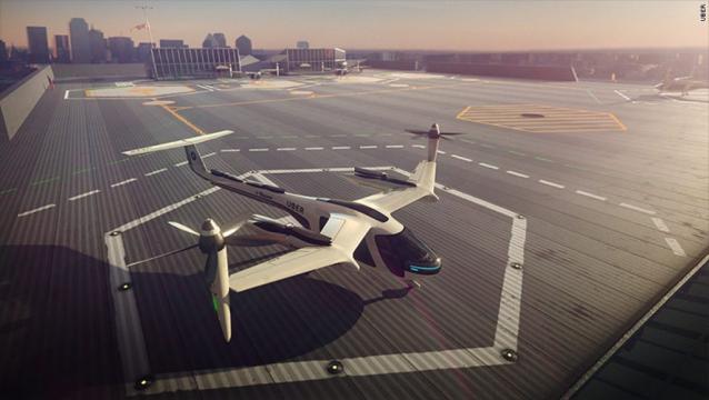 NASA contrató a Uber para poner en marcha la creación de un taxi ... - fyinews.tv