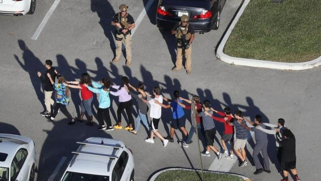 Nueva masacre en EU: tiroteo en escuela de Florida deja al menos ... - nvinoticias.com