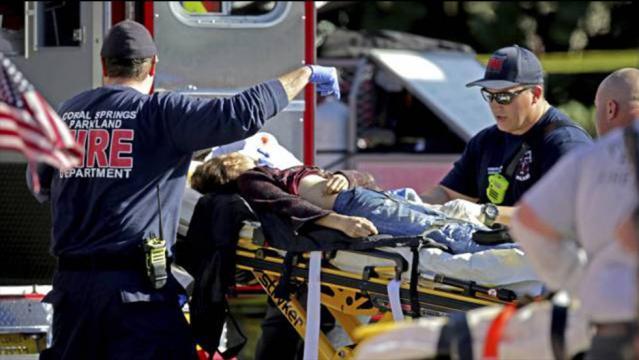 Nueva masacre en un instituto de Florida