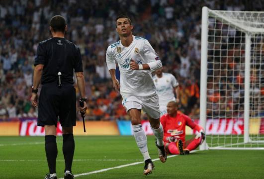 Real Madrid : la petite phrase cinglante de CR7 sur Neymar (PSG) - butfootballclub.fr