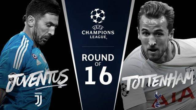 UEFA Champions League su Twitter: Juventus v Tottenham