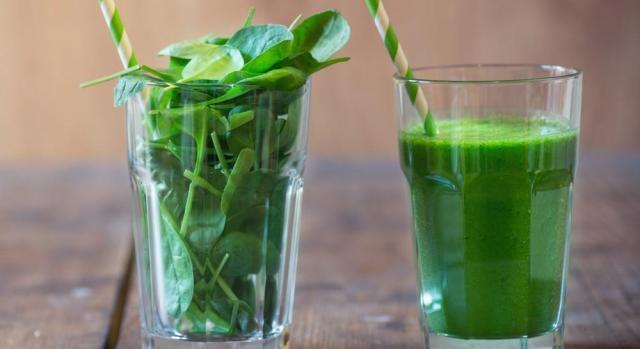 Samo zdrowie, czyli zielone koktajle (fot. abczdrowie.pl)