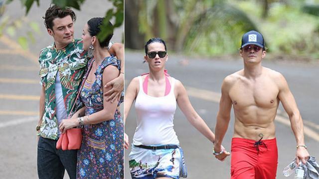 Confirmado: la cantante Katy Perry y el actor Orlando Bloom ¡están ... - divinity.es