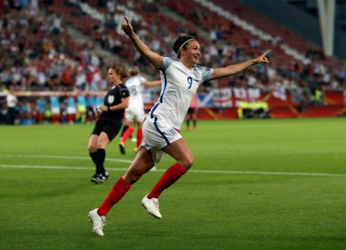 England striker Jodie Taylor signs for Seattle Reign (Image Credit - thesun.co.uk)