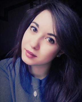 Foto: l'attrice Veronica Brucato