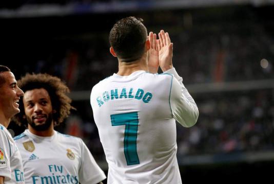 Cristiano Ronaldo le da triunfo al Real Madrid y presiona al ... - laprensa.hn