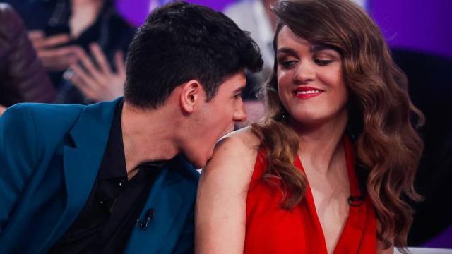 Eurovisión 2018: Amaia y Alfred se prueban el vestuario del ... - elconfidencial.com
