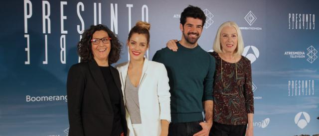 Las veteranas actrices Elvira Mínguez y Susi Sánchez nos hablan de la nueva ficción de Antena 3, 'Presunto culpable'