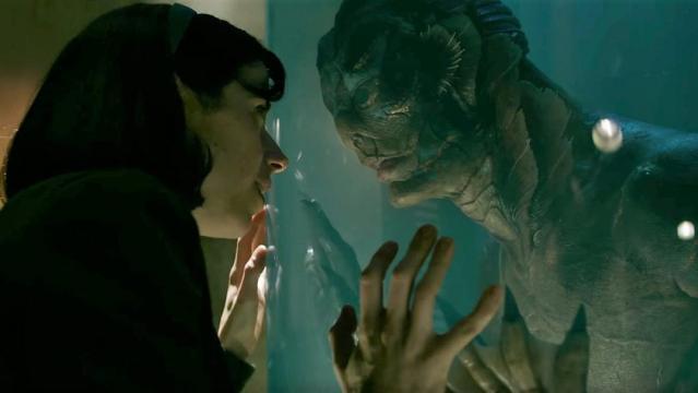 Le film du mercredi: La Forme de l'eau inonde les Oscars 2018 ... - brusselsisyours.com