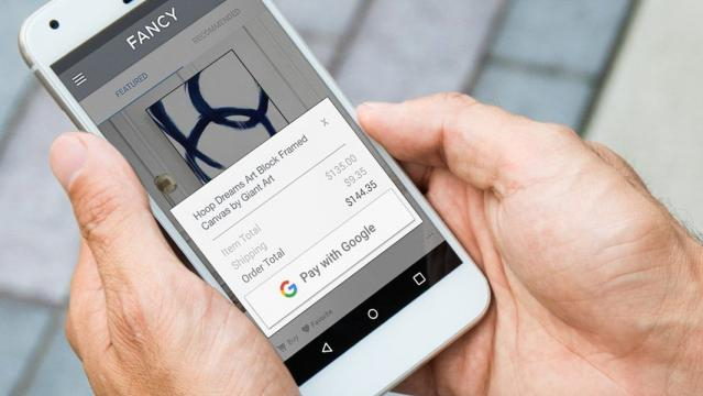 Google adopte à son tour le paiement simple et rapide en ligne ... - frandroid.com