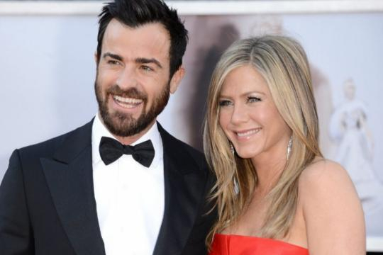 Jennifer Aniston y Justin Theroux anunciaron su separación - El Intra - com.ar