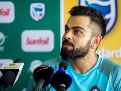 Virat Kohli: India vs South Africa, 2nd Test: - indiatimes.com