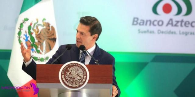 Ahorro y crédito, palancas para impulsar el desarrollo: EPN - michoacanenlinea.com