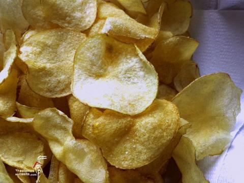 Las patatas fritas generan adicción