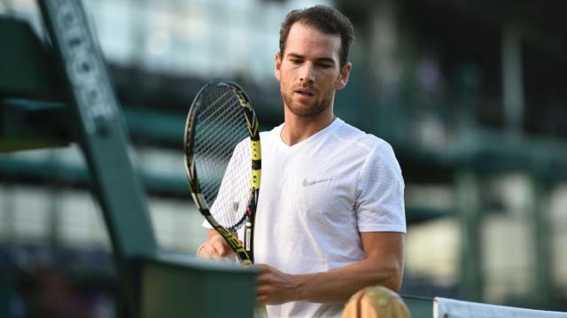 Adrian Mannarino, le facteur X de ce 1er tour de Coupe Davis (via eurosport.fr)