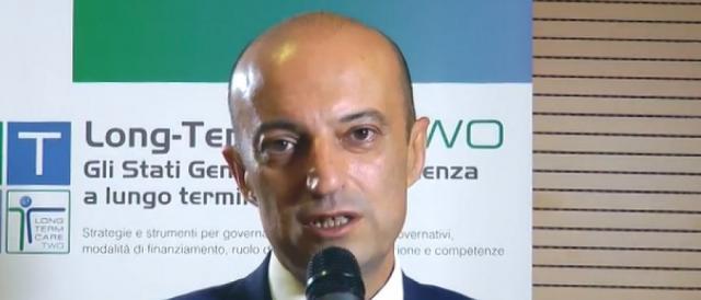 Andrea Urbani, il direttore generale della Programmazione sanitaria