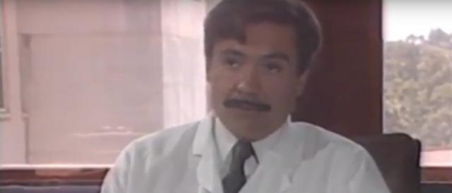 Andreas Gruentzing, medico tedesco, il primo a sviluppare la metodica dell'angioplastica coronarica