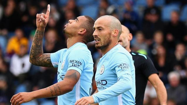 David and Bernardo Silva: Master and apprentice but only room for ... - thenational.ae