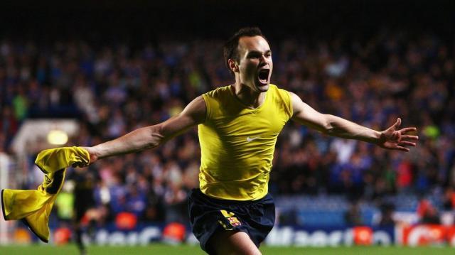 Iniesta: Stamford Bridge return will be special - beinsports.com