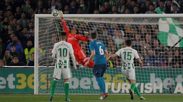 La Liga: En el Betis consideran que el partido con el Real Madrid ... - foxdeportes.com