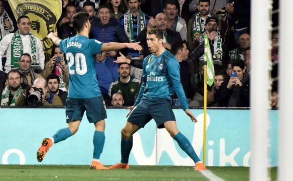 El cambio de cromos de Cristiano Ronaldo que estalla en el Betis ... - diariogol.com
