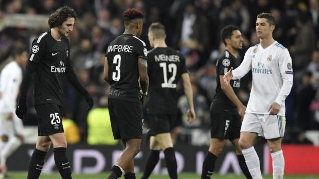 Après Real-PSG (3-1) - Adrien Rabiot :
