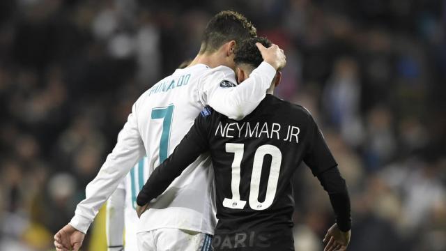 Ligue des Champions - Real - PSG: Cristiano Ronaldo fait basculer ... - francetvinfo.fr