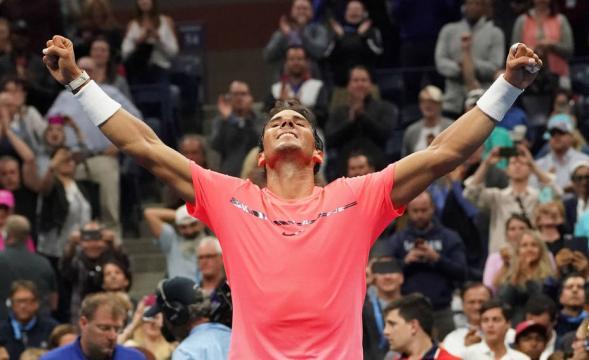 Rafa Nadal, a cuartos del US Open; Muguruza y Carla Suárez ... - cope.es