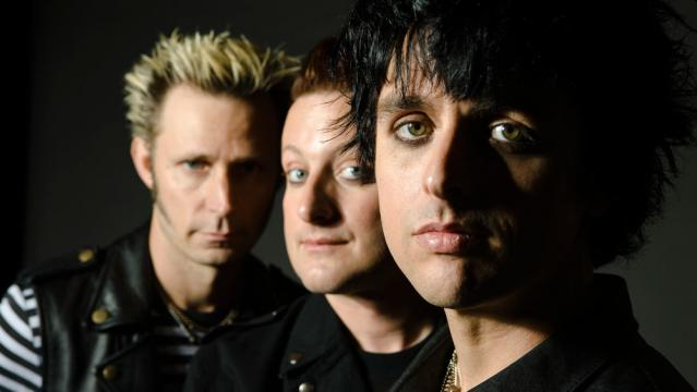 Green Day, alfieri del new punk (Foto - npr.org)