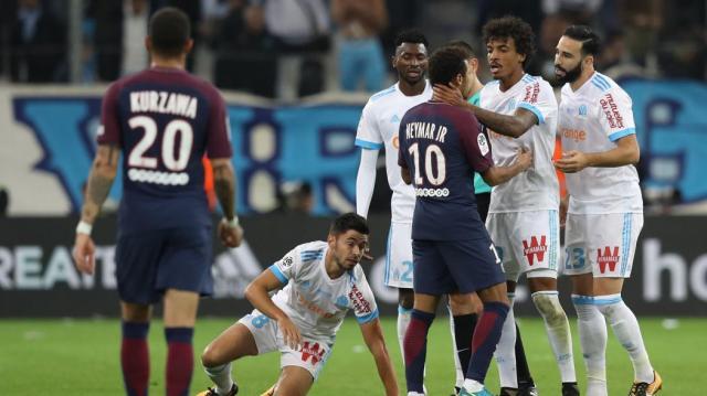 L'antisèche : Paris avait oublié que OM-PSG reste un match à part ... - eurosport.fr
