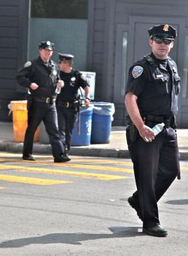 Police Officers across the US are expected to serve and protect (Photo by Torbakhopper via WIkimedia ).