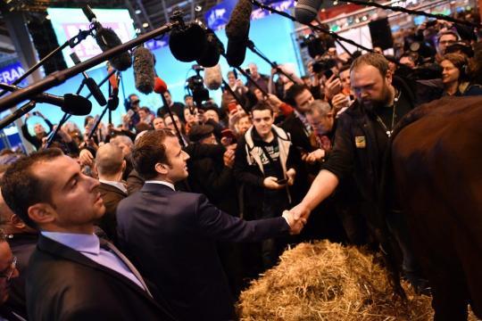 Salon de l'Agriculture 2018 : Emmanuel Macron veut