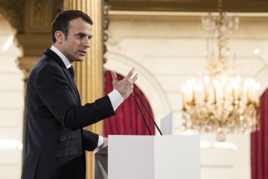 Salon de l'Agriculture 2018 : Macron entame une opération ... - free.fr