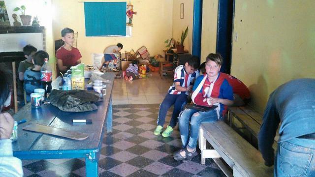Centro de Ayuda Humanitaria Voluntariada