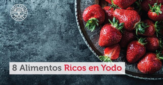 8 Alimentos Ricos en Yodo - globalhealingcenter.net