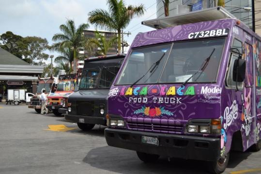 Food Trucks se aglomeran en una gremial para garantizar su ... - soy502.com