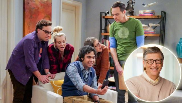 Bill Gates to Guest Star on 'The Big Bang Theory' -- But Remember ... - etonline.com