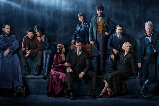 La secuela de 'Animales Fantásticos' traerá un joven Dumbledore