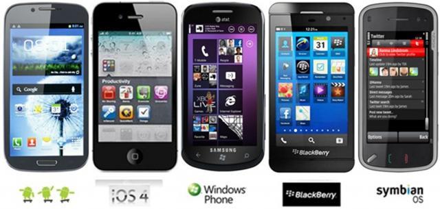 los 5 mejores sistemas operativos para celulares - Info - Taringa! - taringa.net