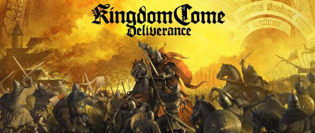 'Kingdom Come: Deliverance' - copertina gioco.
