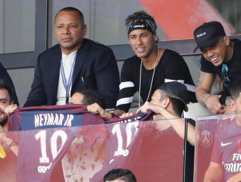 Neymar Sr 'meets Florentino Perez for dinner' as he mulls over ... - thesun.co.uk