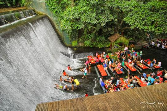 Villa Escudero Resort en Filipinas.