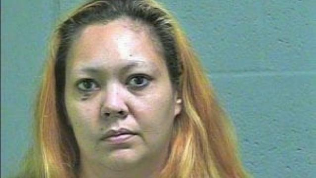 34-year-old Summer Creel received a reduced sentence after consenting to a sterilization procedure. - [Image via Oklahoma County Sheriff's Dept.]