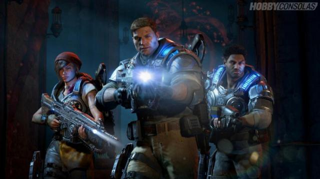 Gears of War 4 - Análisis en Xbox One del juego de The Coalition ... - hobbyconsolas.com