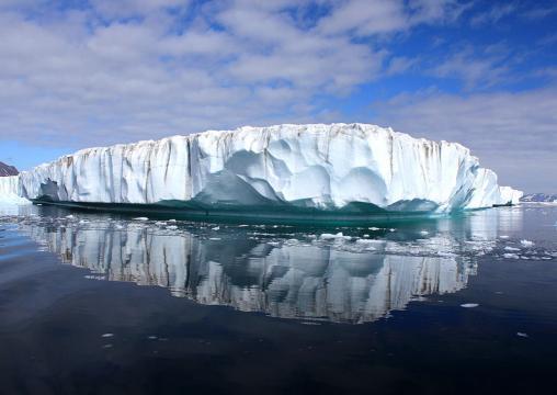Greenland Ice Sheet (Image credit – Christine Zenino, Wikimedia Commons)