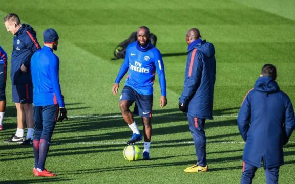 Lassana Diarra déjà dans le groupe parisien une semaine après son arrivée