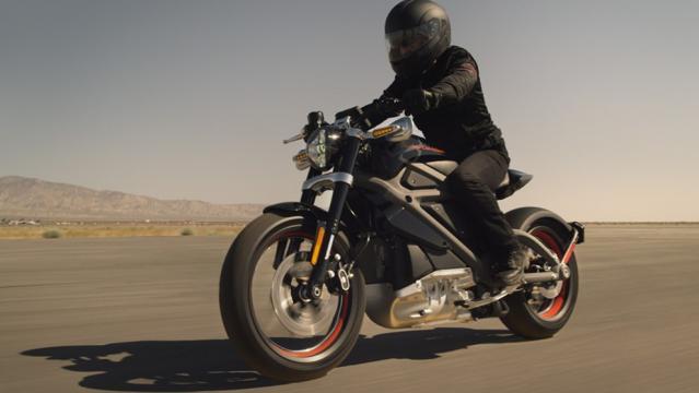 News – Harley-Davidson LiveWire - motoscout24.ch