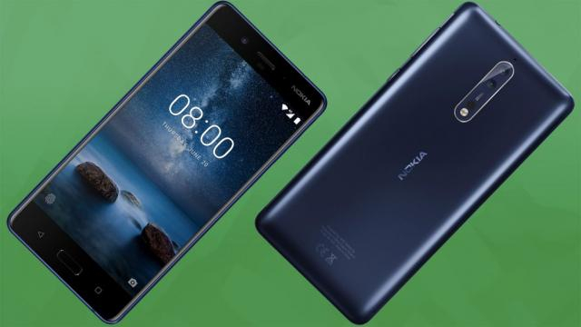 Nokia 8 Launched: 2K Display, Snapdragon 835, Cameras With 'Bothie ... (Image Cr: pricebaba/Youtube)