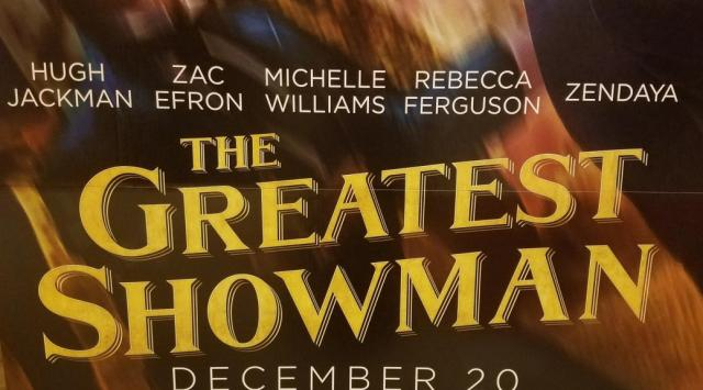 The Greatest Showman Review - Cultured Canvas - culturedcanvas.com